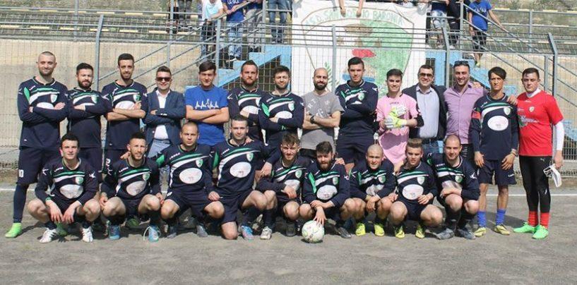 Terza Categoria – Il San Sossio Baronia riparte con ambizioni di promozione