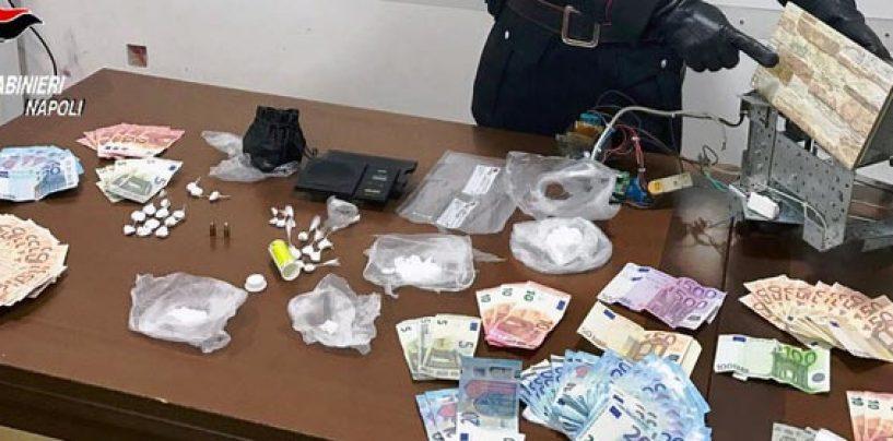 Maxi operazione anti droga all'alba in Irpinia