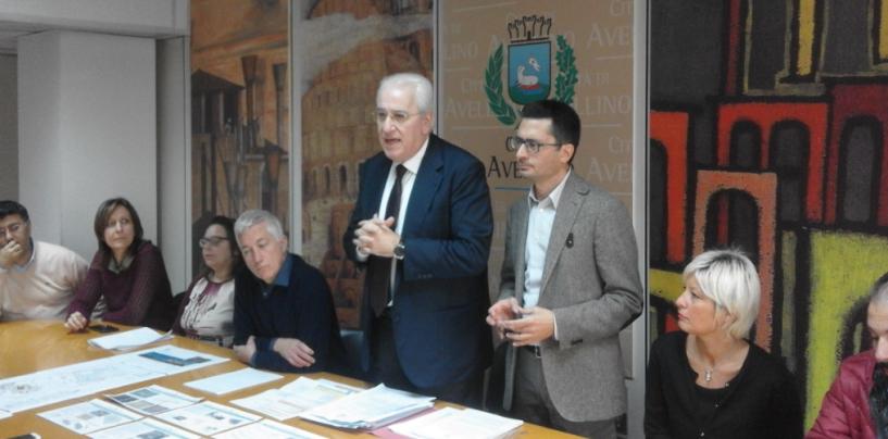 """Riqualificazione delle periferie, 18 milioni al comune di Avellino. Foti: """"Porteremo a termine i lavori in città"""""""