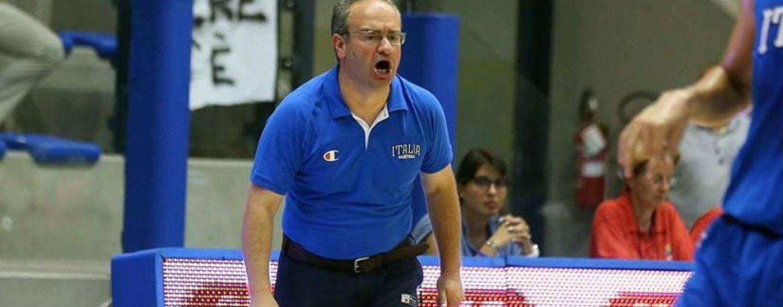 Italbasket, la Fip annuncia Sacripanti nello staff di Ettore Messina