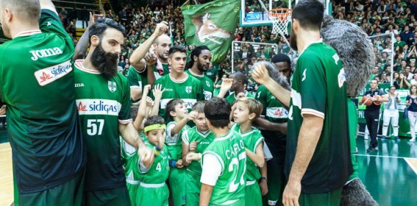 Basket, finale thrilling: la Sidigas si prende il derby delle energie contro l'Enel