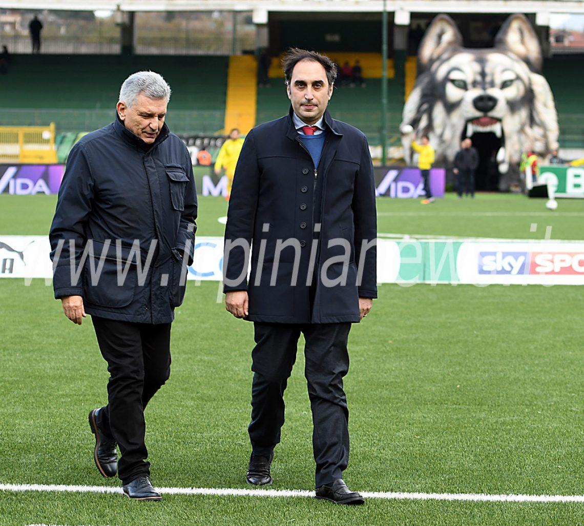 Avellino-Frosinone 0-1, la fotogallery di Irpinianews