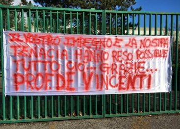 De Vincenti in Irpinia. Tappa alla ex Irisbus e a Grottaminarda