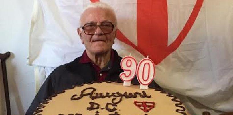 Carife, il dott. Antonio Izzo compie 90 anni