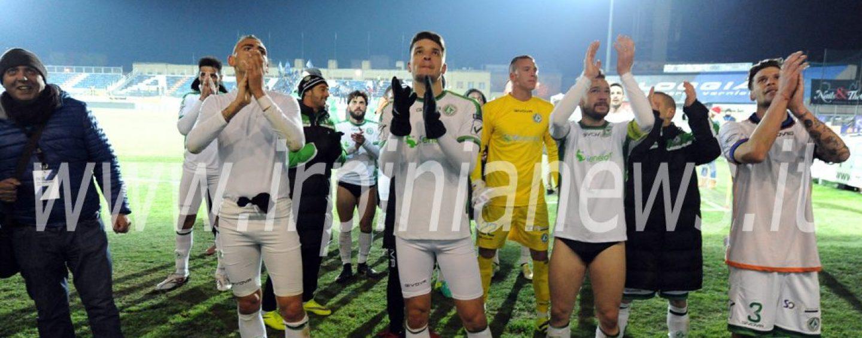 Latina-Avellino 0-0, la fotogallery dell'ultima gara dell'anno