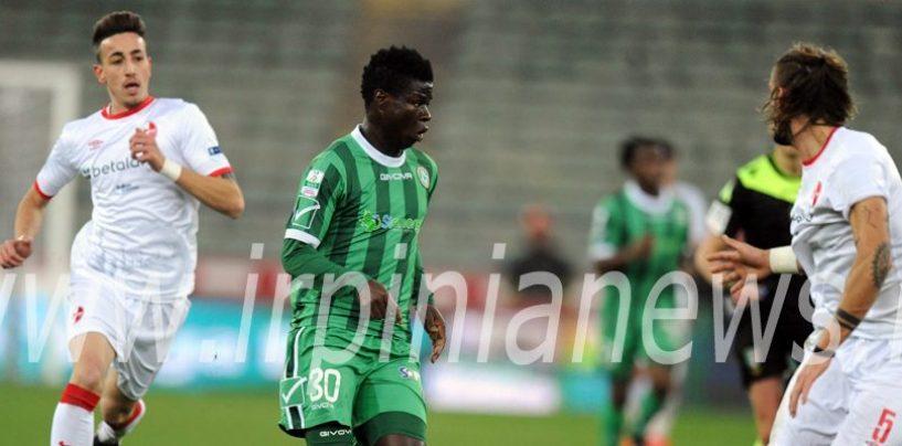 Avellino Calcio – Inizia la missione Coppa d'Africa: arrivederci Camarà
