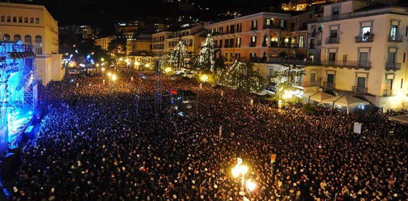 Capodanno in piazza… solo Avellino manca all'appello