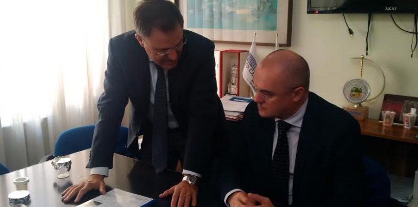 Alto Calore, De Stefano incontra l'onorevole Enrico Borghi (Pd) per le aree interne