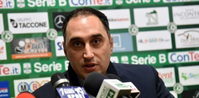 Avellino Calcio – Taccone rifiuta l'offerta di Gubitosa: il comunicato di HS