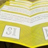 Verso il voto – Gli Italiani alle urne per il referendum: tagliare 345 parlamentari per un risparmio di un caffè all'anno
