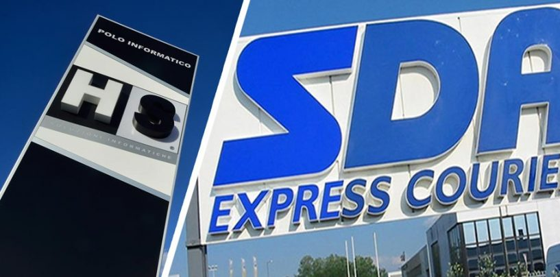 HS Company si aggiudica l'assistenza tecnica di SDA Express Courier