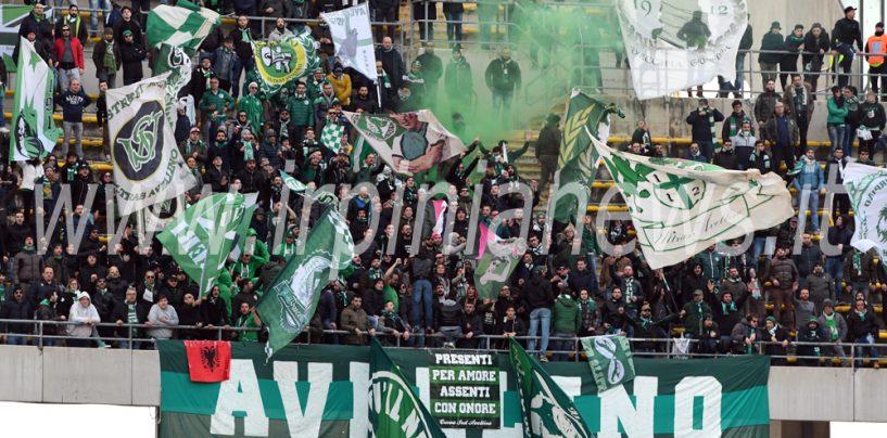 Bari-Avellino, è sold-out nel settore ospiti