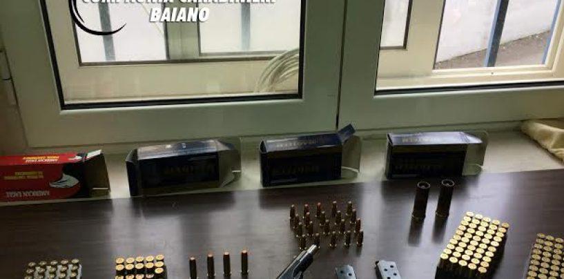 Mugnano del Cardinale, armi e munizioni: controlli a tappeto con denunce e sequestri