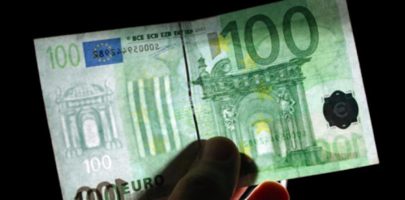 In trasferta a Solofra per smerciare una banconota falsa, denunciata 28enne salernitana