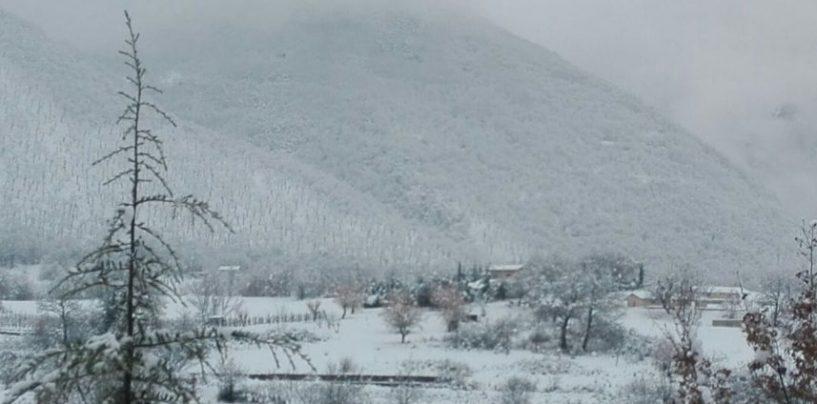 In arrivo neve e gelo, allerta meteo in Irpinia
