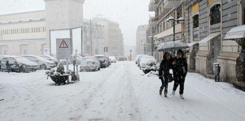 Allerta meteo: domani a Benevento chiusura di scuole, cimitero e parchi
