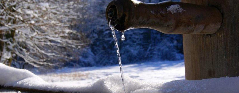 Emergenza idrica, mancherà l'acqua in 90 comuni