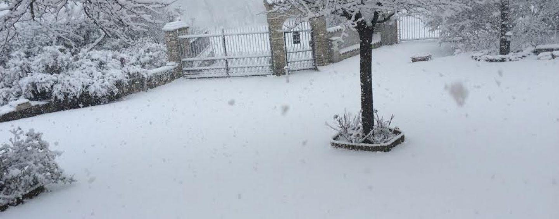 Emergenza Neve, via libera dalla Regione per riconoscimento stato calamità naturale