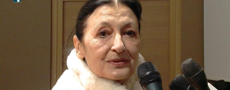 """E' morta la regina della danza Carla Fracci. La sua esibizione al """"Gesualdo"""" nel 2017: """"Avete un teatro bellissimo"""""""