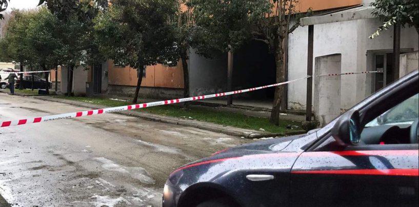 Paura ad Avellino, bomba ritrovata in Via F. Tedesco