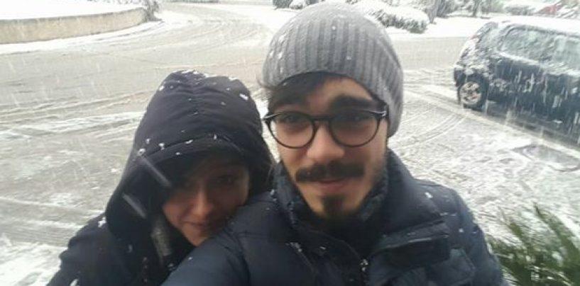 Da Benevento a… Benevento: l'odissea di uno studente in viaggio nella neve
