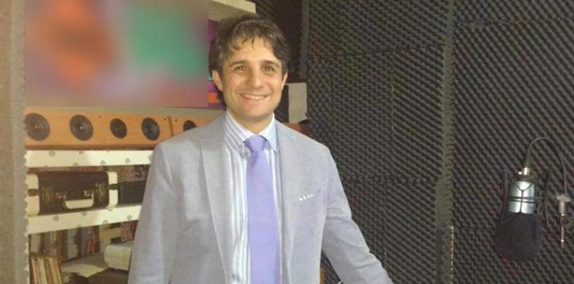 Massimo Passaro a Montecitorio per presentare i Cittadini in Movimento