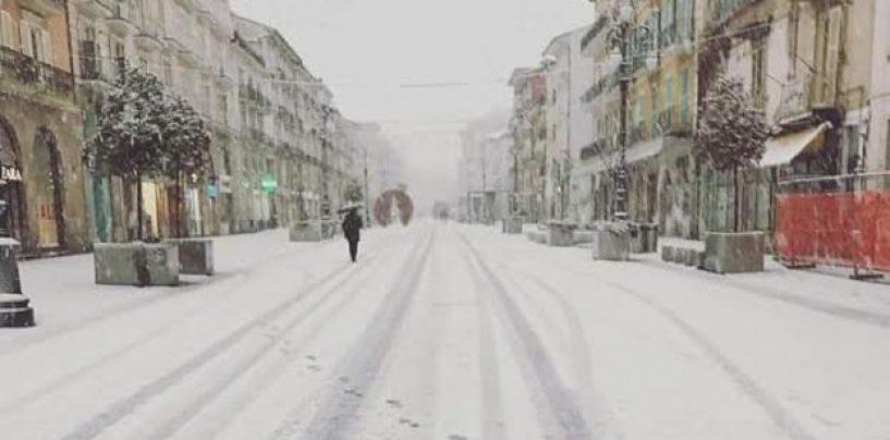 Meteo, la Befana porta la neve in Irpinia. Sarà un inizio 2019 coi fiocchi