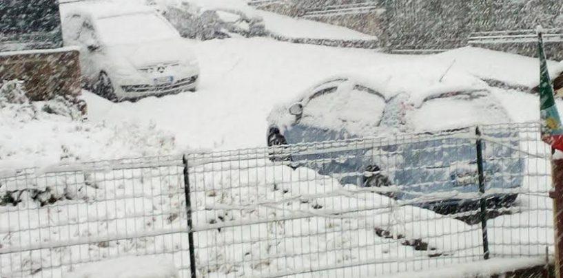 Emergenza neve, 60 addetti al lavoro sulle strade provinciali
