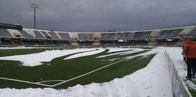Avellino Calcio – Partenio ghiacciato: blindato il test in famiglia