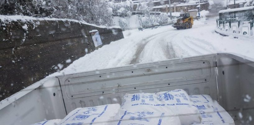 Guasti e perdite d'acqua a Serino: danni a oltre 100 contatori