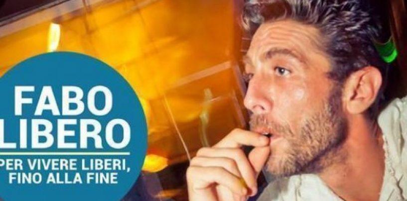 """Eutanasia, muore dj Fabo. Ultimo appello: """"In Svizzera senza l'aiuto dello Stato"""""""