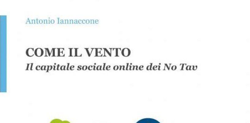 """""""Come il vento"""": presentato il primo libro di Antonio Iannaccone"""