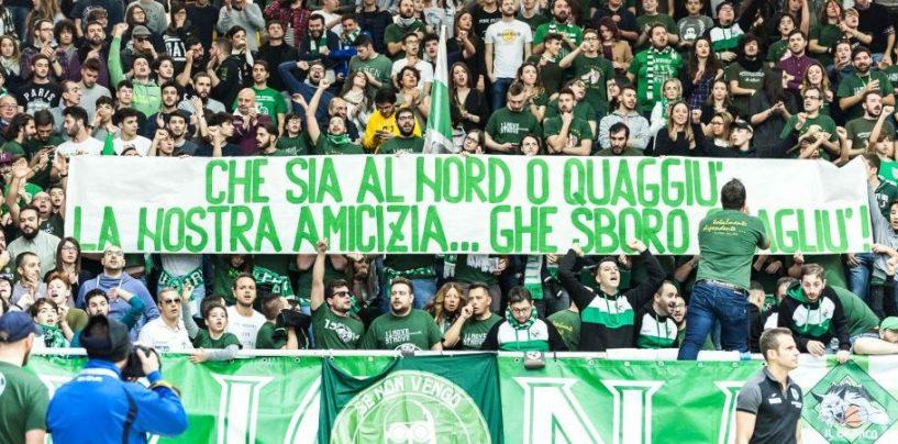 Umana-Sidigas, derby di Champions gratis per gli abbonati della Reyer