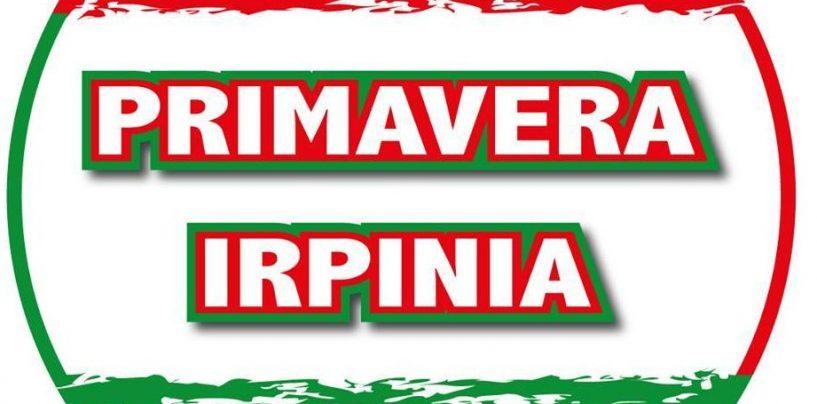Primavera Irpinia in piazza il 2 giugno