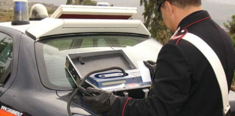 Sorpresi alla guida sotto effetto dell'alcool, scatta il ritiro della patente per due giovani irpini