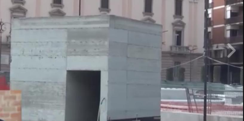 """Ordine degli Architetti Avellino: """"La Piazza, il """"cubo"""" e la partecipazione che non c'è"""""""