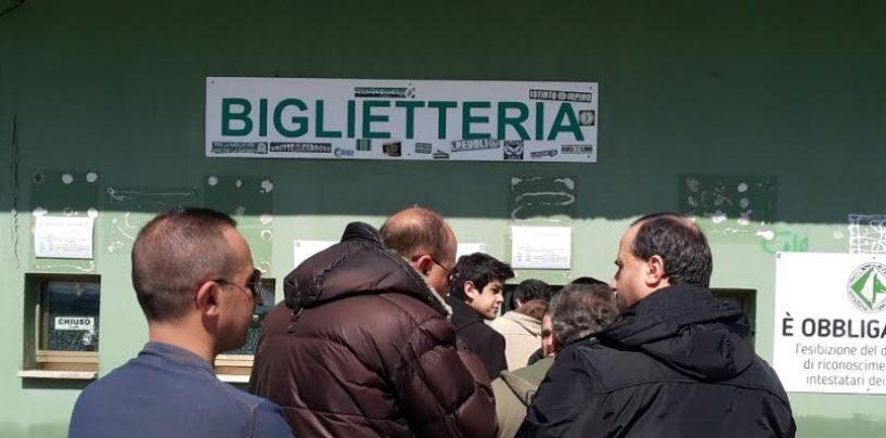 Together we can: De Cesare incassa la fiducia e vede quota mille