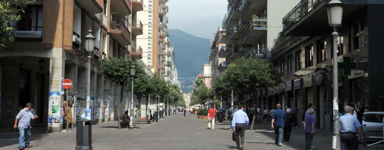 Coronavirus, a Salerno le prime tre multe da 1.000 euro per mancata mascherina