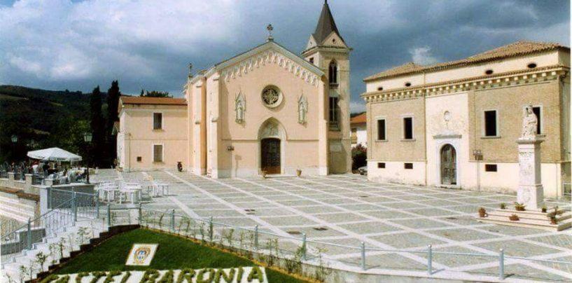 Sabato 2 febbraio il Tg Itinerante fa tappa a Castel Baronia