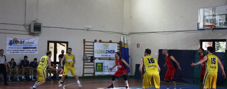Il Cab Solofra soffre ma supera Capo Miseno in gara 1 dei quarti playoff