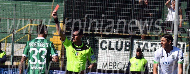 Avellino Calcio – Ardemagni sarà multato: parola di Novellino
