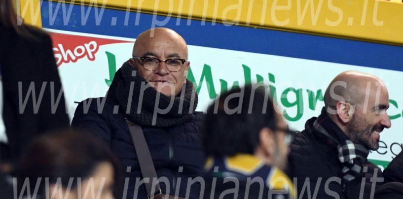 L'Avellino è vivo: Di Somma nuovo direttore sportivo
