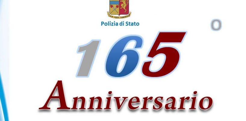 """""""Esserci sempre"""", la Polizia di Stato festeggia il suo 165 anniversario"""