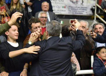 Sidigas Avellino-Vanoli Cremona: la fotogallery del match