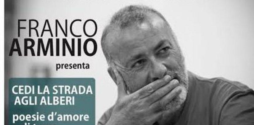 Franco Arminio, riconoscimento letterario Igea  per il secondo anno di Pabulum