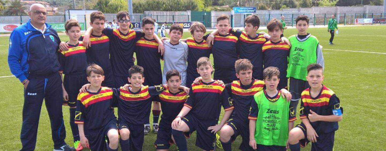 """La Scuola """"Calcio Ok"""" si aggiudica il torneo internazionale di Agropoli"""