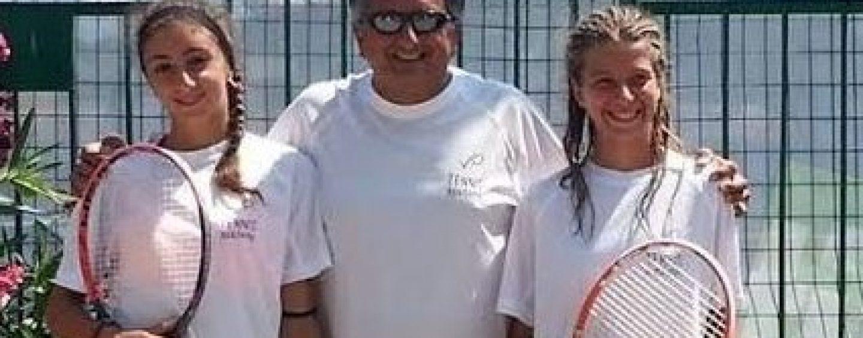 Campionati a squadre, buoni risultati per la Tennis Academy