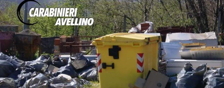 Contrada, smaltimento illecito di rifiuti: denunciato 40enne