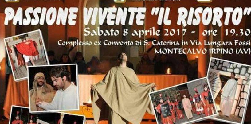 A Montecalvo Irpino va in scena la Passione Vivente