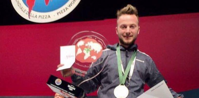 Campionato Mondiale della Pizza: secondo posto per un irpino